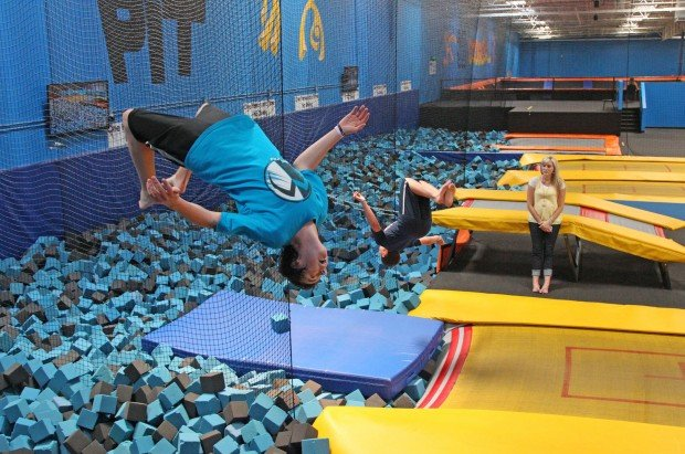 Safety Fears Spur Regulations For Trampoline Gyms