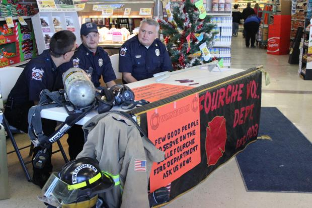 Belle Fourche Fire Department in search of more volunteers