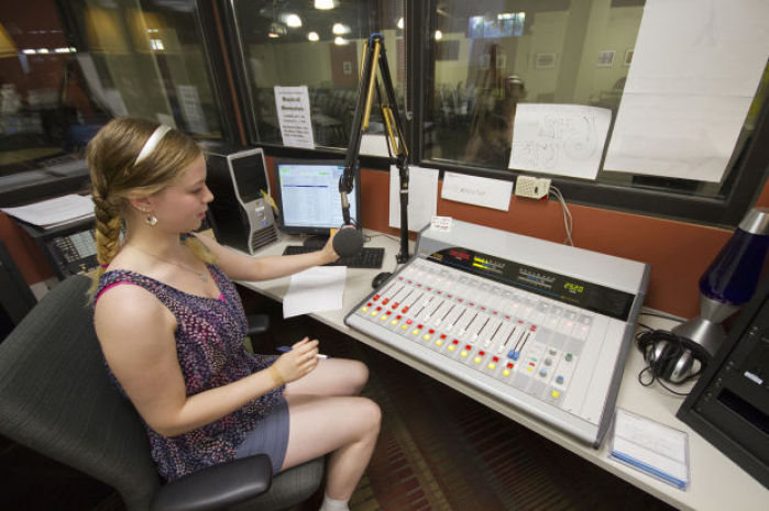 bhsu studentrun radio and television stations broadcast