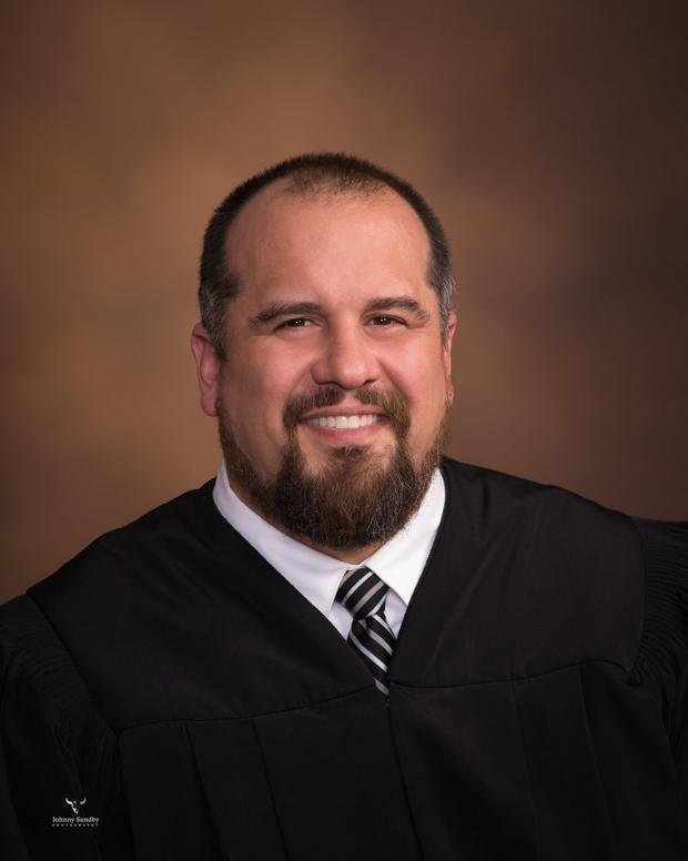 Judge Matthew Brown