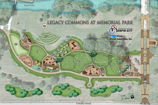 Memorial Park Apartments Rapid City Sd