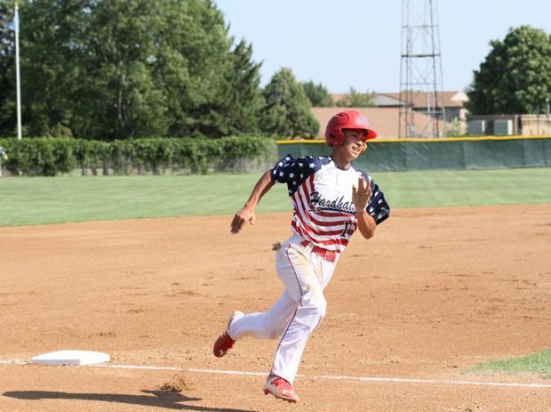 American Legion baseball: Hardhats rally to edge Yankton for third straight state tite