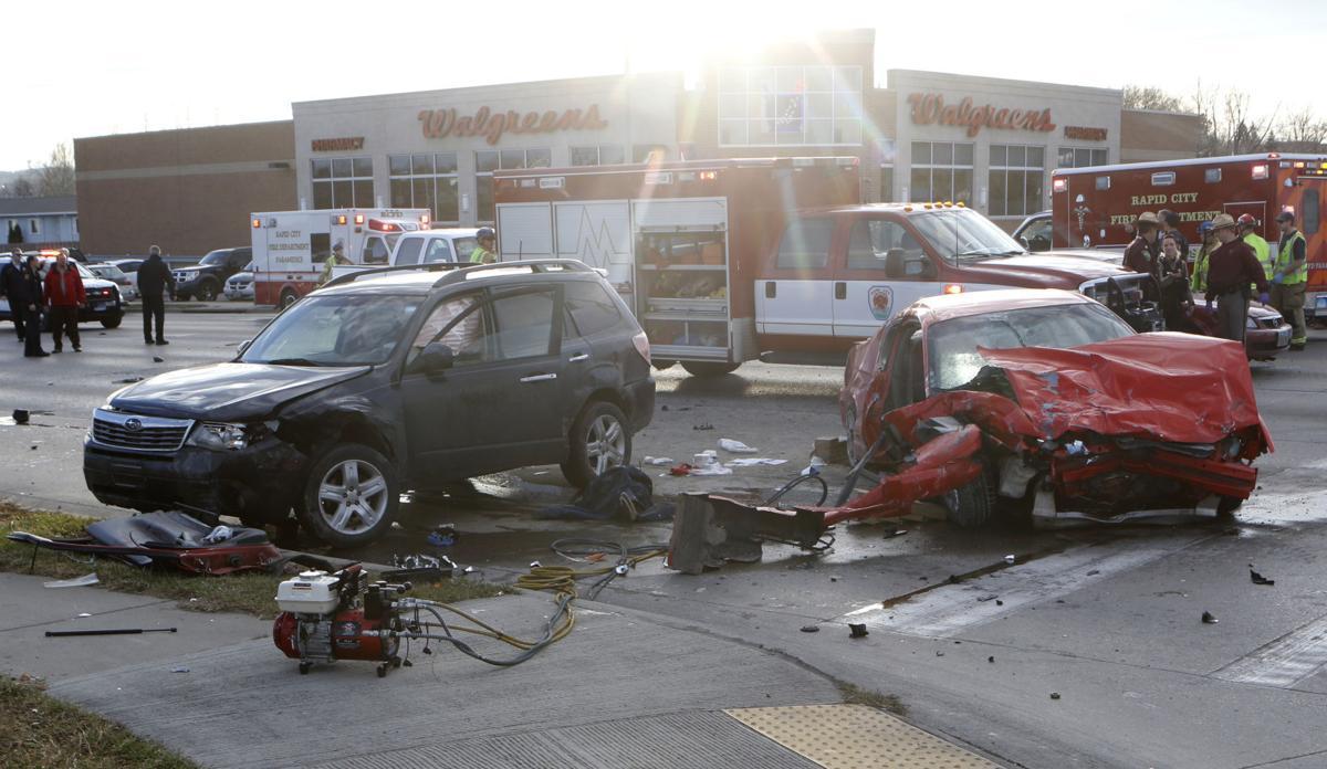 Car Crash Monday Night