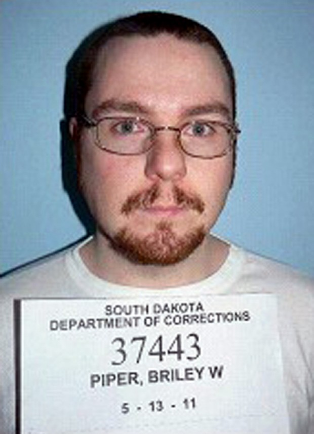 South Dakota High Court Upholds Briley Piper Death Penalty