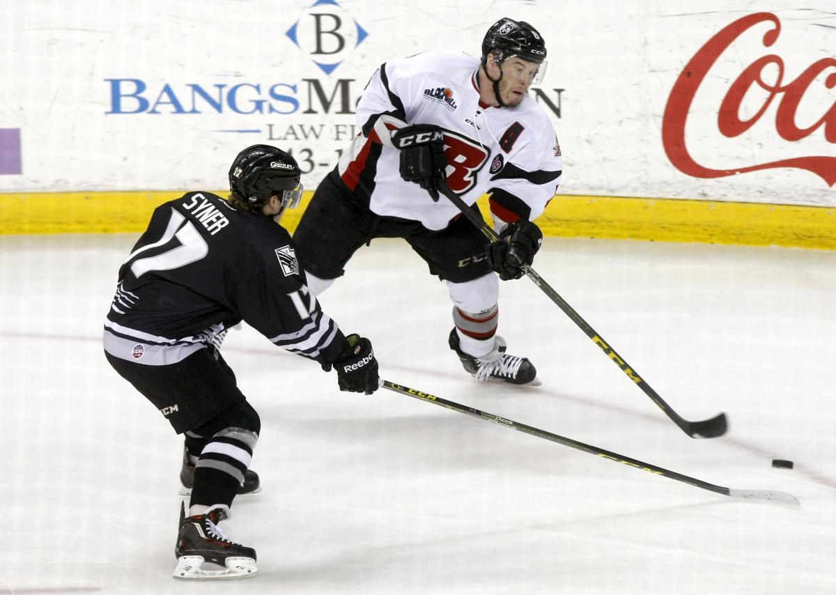 ECHL: Rush End Season With Loss To Grizzlies