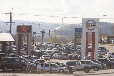 Jacobs Motors Sold To Mckie Local