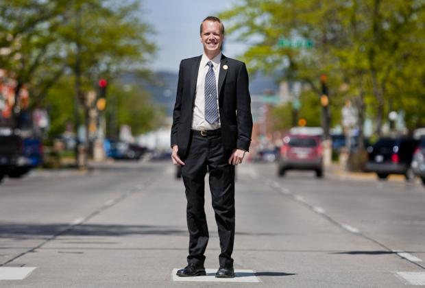 Mayoral candidate profile: Despite critics, Kooiker says he's a uniter