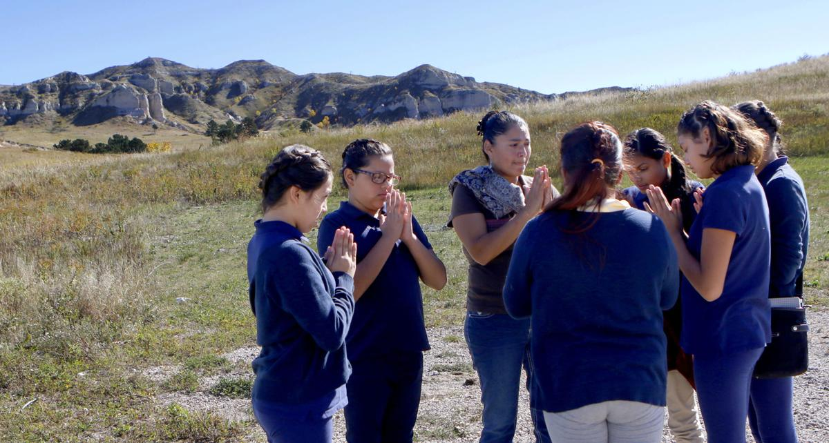 pine ridge girls The pine ridge girls' school, known locally in the lakota language as anpo wicahpi morning star school, will focus on preparing its students for college the school was, in part, a response to the pine ridge indian reservation's high youth suicide rate.