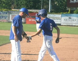 American Legion baseball: Stars rally comes up short in loss to Lincoln East