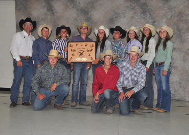 High School rodeo: South Dakota team chosen for nationals