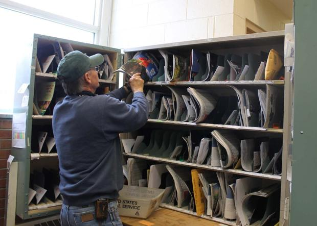 Day in the life of a rural mail carrier | Belle Fourche ...
