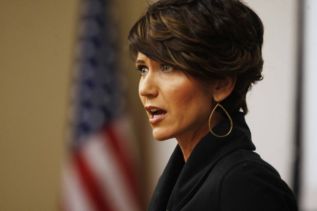 Students Ask Tough Questions Of Noem
