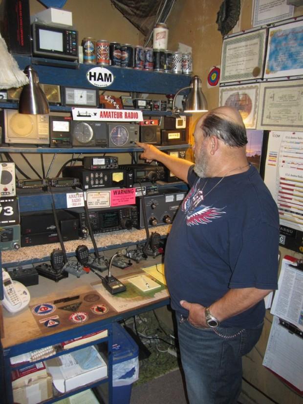 Ham Radio Console a Passion For Ham Radio