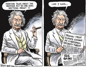 Editorial cartoons for May 29