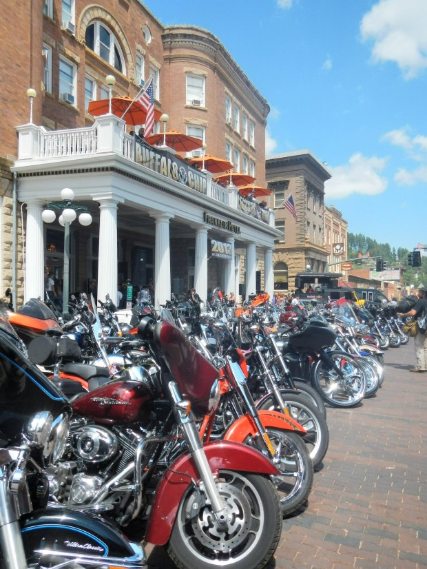 Sturgis Legends Ride Sturgis Rally Daily