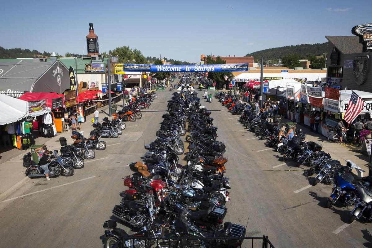 Sturgis Motorcycle Rally Vendors May Now Apply For A South