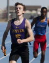 Track: Area athletes get sunny, windy day at Douglas