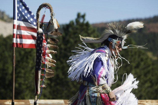 Native American Day at Crazy