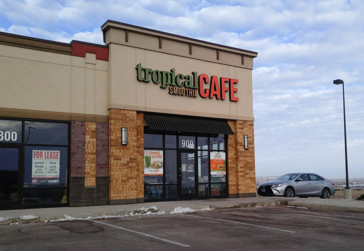 Tropical Smoothie Cafe Menu Rapid City