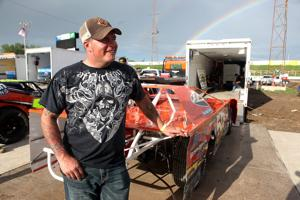Horst's prep helps him hit the century mark at the Speedway