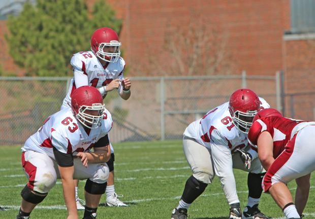 College football: Vinson battling for Chadron State starting quarterback job