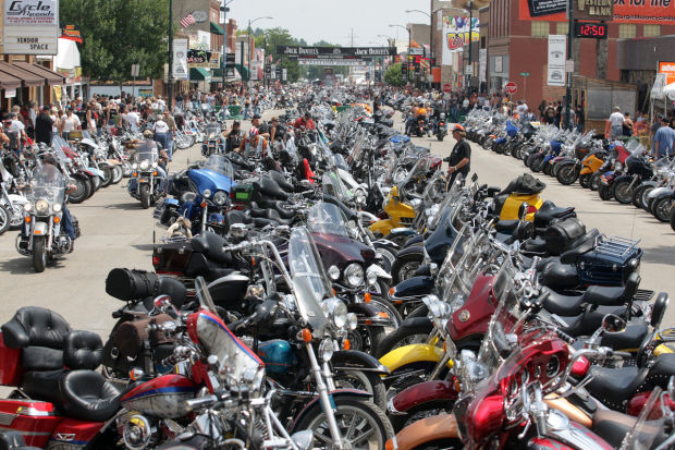 2013 Sturgis Rally and Races Events