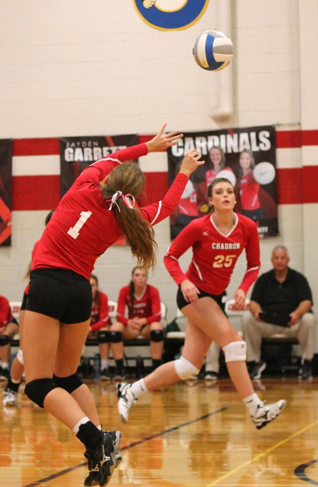 Chadron keeps clear of Bearcats' claws