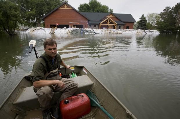 Flood Effects On Lake Oahe Fishing Under Study News