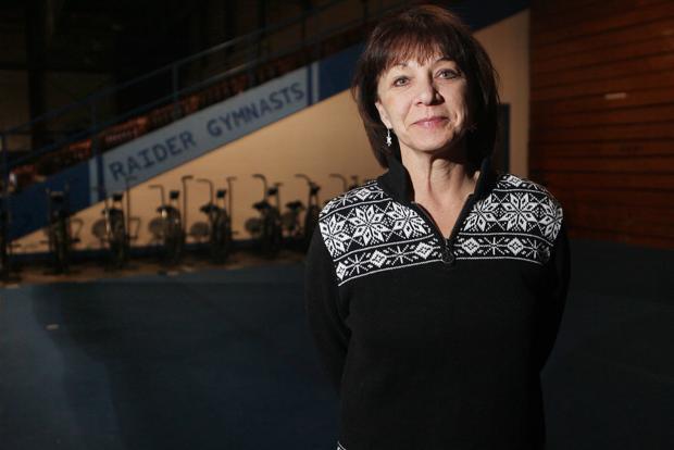 Gymnastics: Stevens' Keck gets national honor
