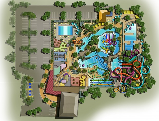 New Water Park To Open In A Year Just Three Miles From Watiki