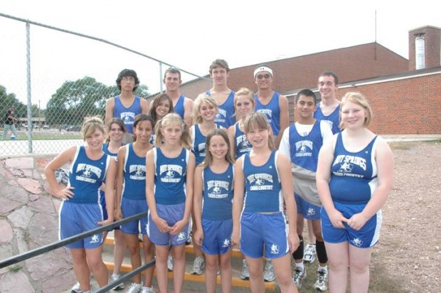 Cross Country Teams Differ In 2009