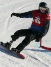 Brent skiing