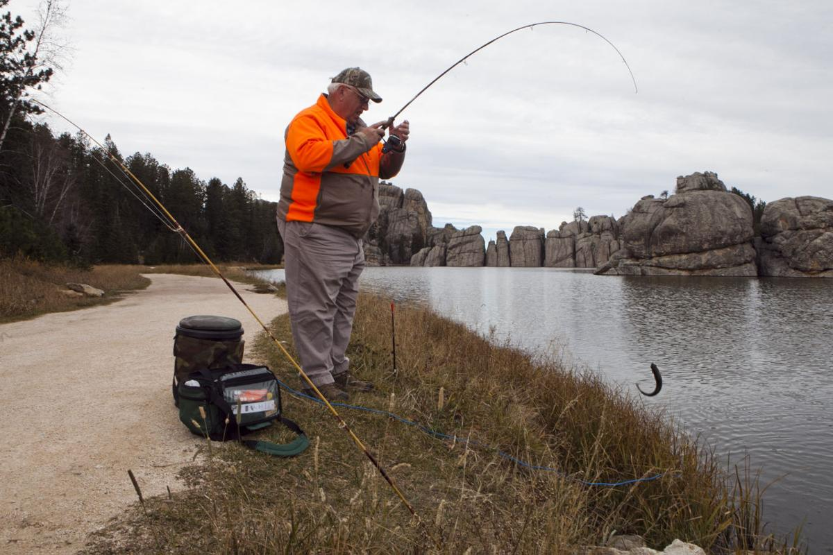 Entry fees may rise at custer state park and elsewhere for Pa fishing license fees