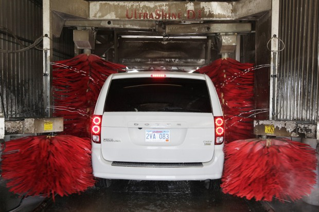 Airport to build $2.9 million car wash for rental cars