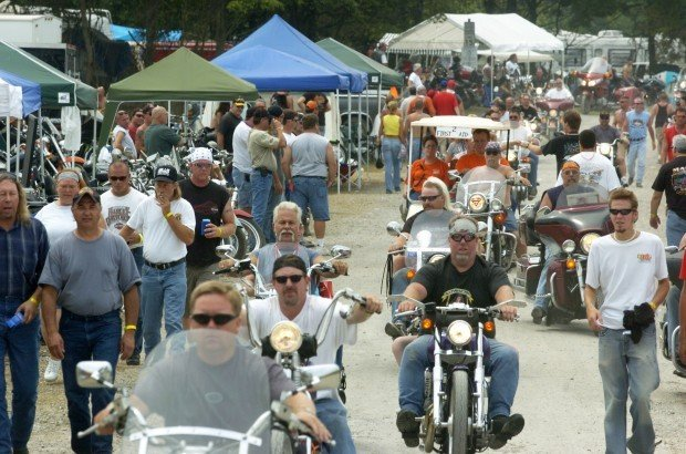 Little sturgis rally and races for charity in sturgis ky