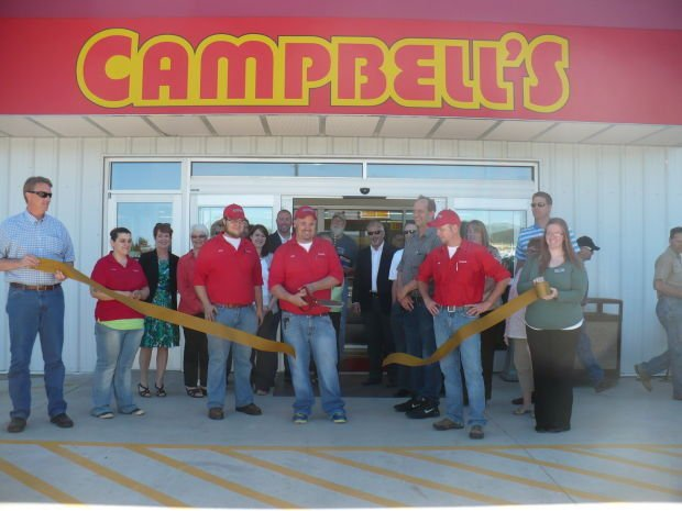 Campbell 39 S Supply Hosts Grand Re Opening Of Sturgis Store