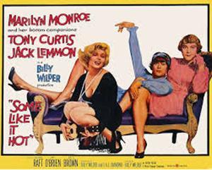 "B&W Classics Movie Series presents ""Some Like it Hot"""
