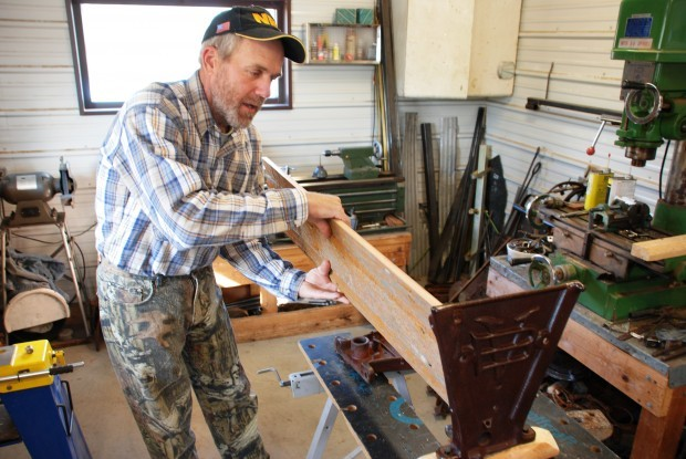 West River Story: Furniture builder lives rugged, unique lifestyle ...