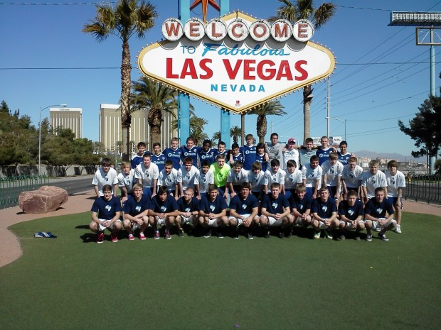 Las Vegas 94 >> Soccer: Three South Dakota teams show well in Las Vegas