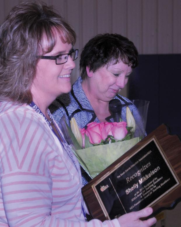 Mikkelson to represent state as 'Teacher of Excellence'