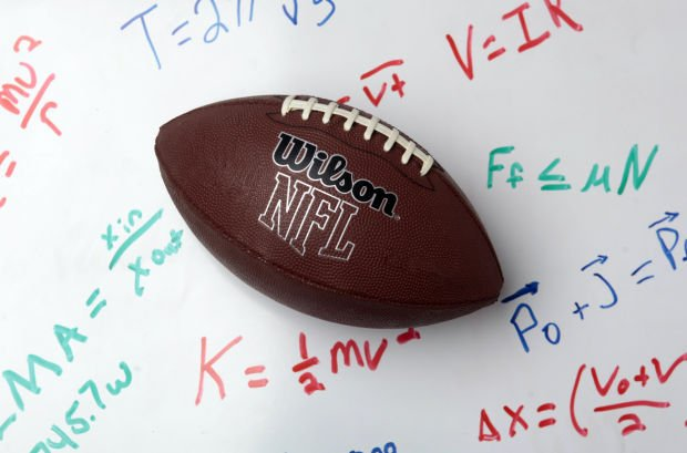 Football: Physics of the game very important | Local ...