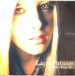 Layne Putnam steps out of her father's shadow