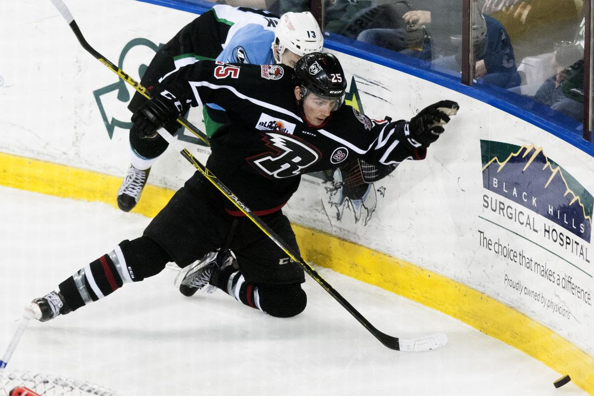 ECHL: Rush Rally For Second Straight Win