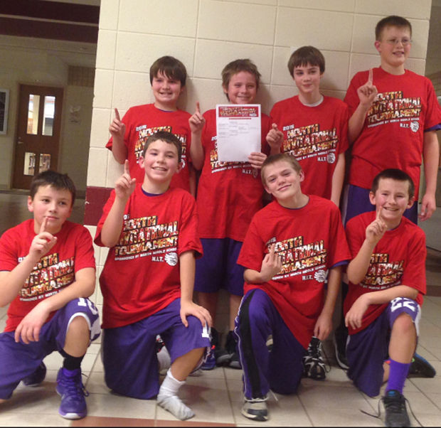 5th Grade Basketball 5th Grade Team Wins