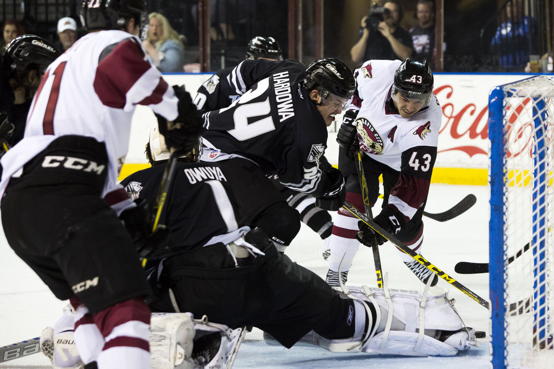 ECHL: Rush Start Fast To Stop Grizzlies