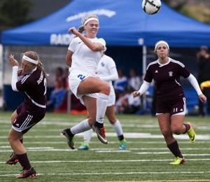 Stevens Soccer plays against Sioux Falls Roosevelt