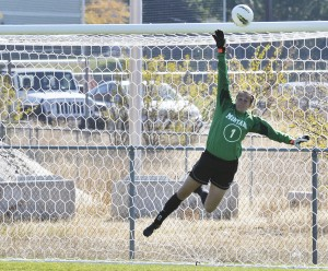UM soccer team sends seniors out with win