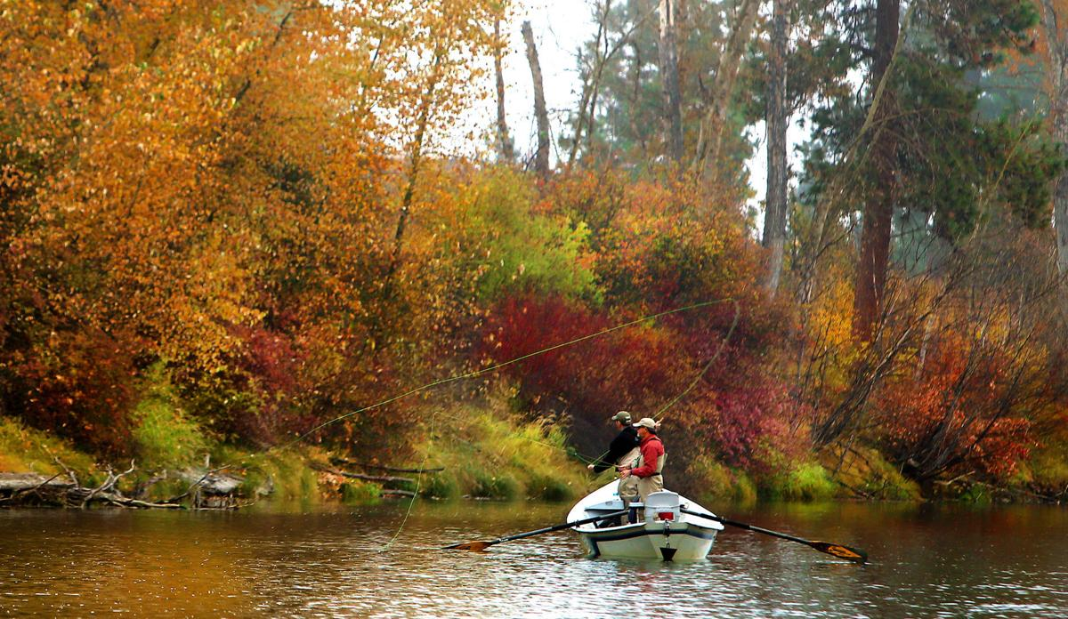 Fishing festival coming to hamilton features montana made for Fly fishing film festival