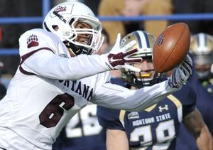 Photos: Brawl through the lens, Montana wins 54-35