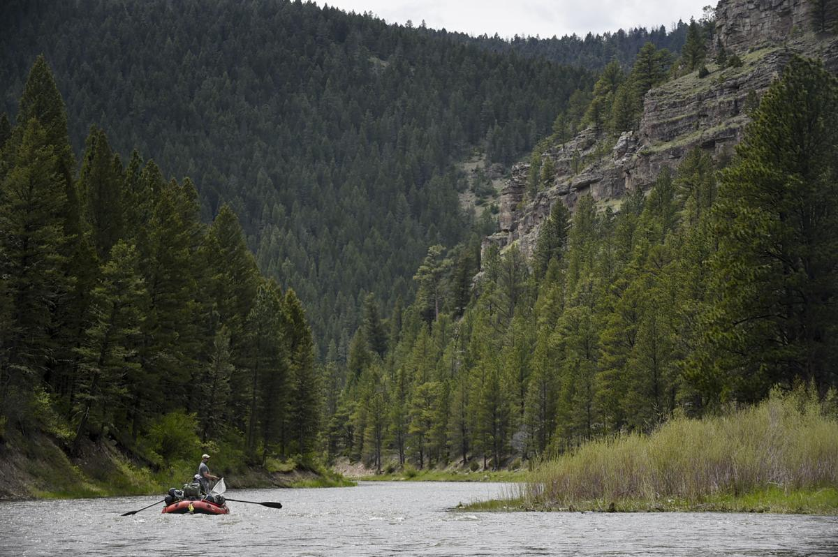 Smith river applications available outdoors for Montana fish wildlife and parks drawing results